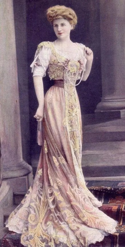A snapshot of Victorian fashion