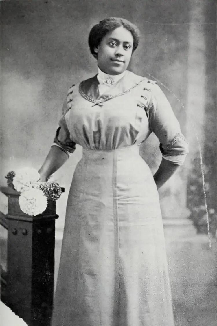 A snapshot biography of Jessie Gideon Garnett