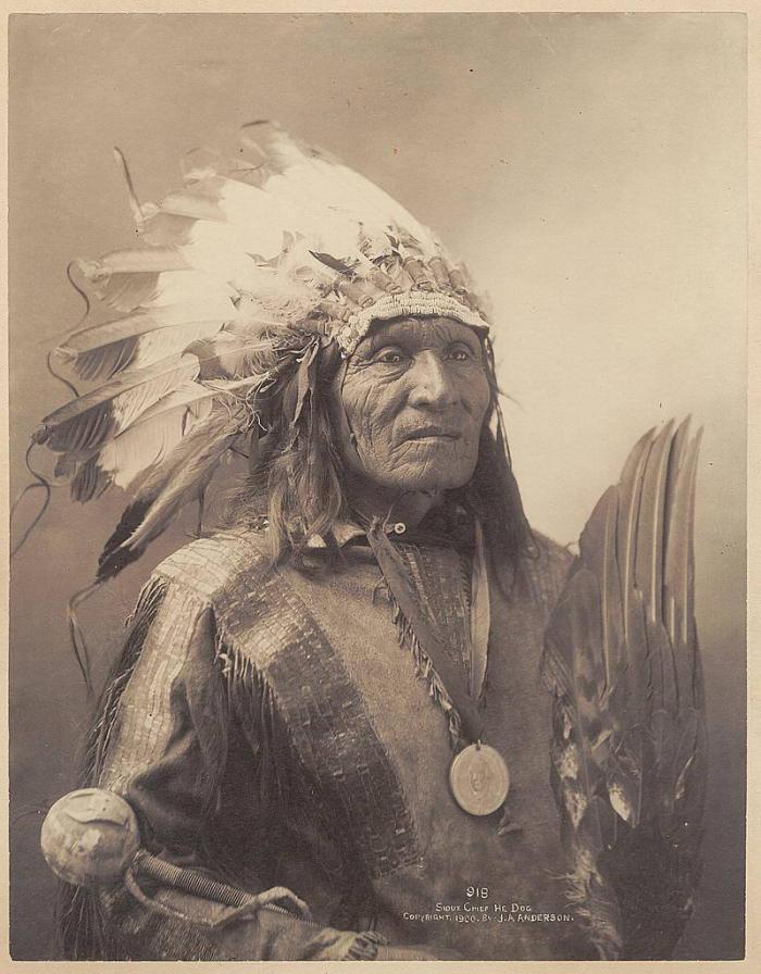 Chief He Dog