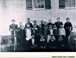 Undated Adams School Students
