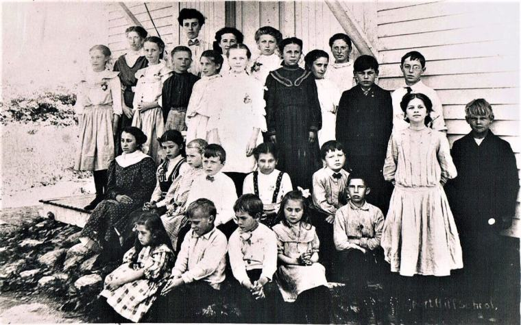 Easton HSE Sport Hill School 1908