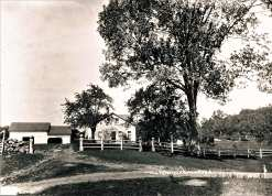 North Park Avenue Patterson Homestead lost to Easton Lake c.1926