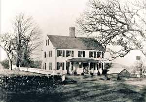 Isaac Bennett House, 35 Old Oak.