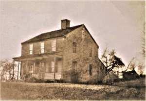 Ebenezer Seeley, 1 Adams Road, c.1810.