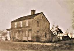 1 Adams Road. Ebenezer Seeley House c.1810
