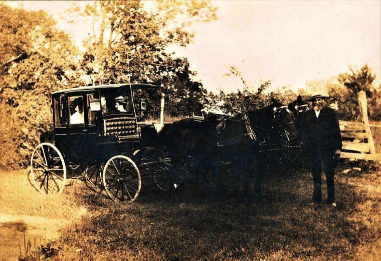 Easton HSE Sylvanus Mallette Sweetbriar aug 1909