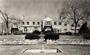 Edna Ferber House, 190 Maple Road.