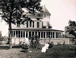 Sweetbriar c.1900.