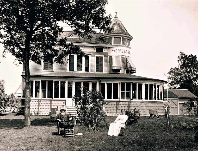easton hse sweetbriar c1900