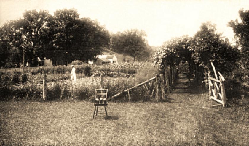 Easton HSE Tarbell gardens