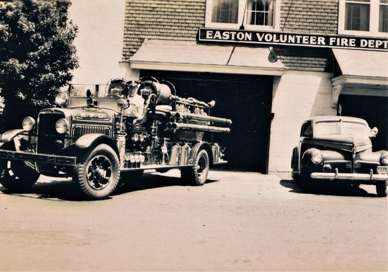1931 Sanford Fire Truck
