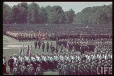 Reichs Veterans Day at Kassel, Germany, June 4, 1939.