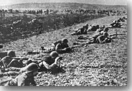 Polish infantry.