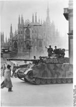 LSSAH Panzer IV Ausf. H in Milan, Italy, September 1943