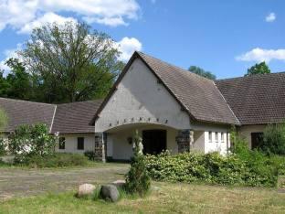 Goebbels' villa on Bogensee, 2008 condition.