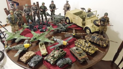 After getting one as a gift, I now collect toys with my German Memorabilia collection. Most are from closed companies who made them.