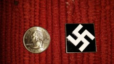 Seller/Item 004: Nazi Pin – Unknown Source – Replica – $5USD plus Shipping/Insurance