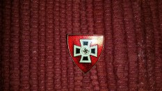 Seller/Item 005: Nazi Party Pin – Unknown Source – Replica – $5USD plus Shipping/Insurance