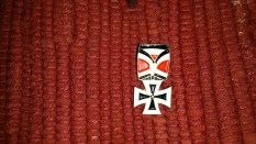 Seller/Item 005: Iron Cross 1939 Pin – Unknown Source – Replica – $5USD plus Shipping/Insurance