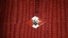 Seller/Item 005: Hitler Youth Badge-Pin – Unknown Source – Replica – $10USD plus Shipping/Insurance