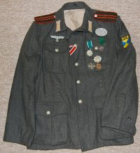 Siberian Cossack Major. Order Catalog for http://soldat.com/ or Soldat FHQ on Facebook.