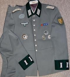 Pioneer Waffenrock Order Catalog for http://soldat.com/ or Soldat FHQ on Facebook.