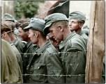 German Prisoners of War, France 1944.