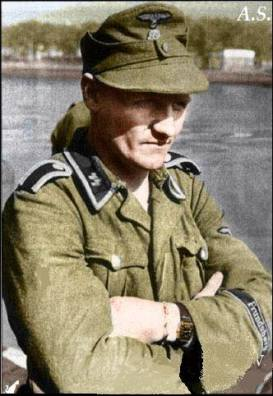 Grenadier of the 10th SS Panzer Division Frundsberg