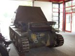 Marder III at the Deutsches Panzermuseum - German Tank Museum.