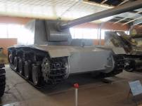 The only surviving 'Sturer Emil' in Kubinka Tank Museum.