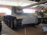 The only surviving 'Sturer Emil' in Kubinka Tank Museum.