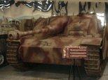 StuG III at the Musée des Blindés - Tank Museum - France.