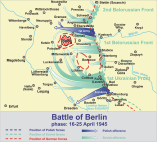 Battle of Berlin.