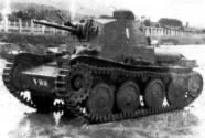 Slovakian light tank 1939-45.