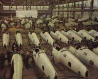 Bf109 factory.