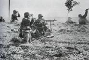 MG-34 in use.