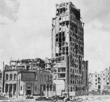 Warsaw Uprising surrender, October 5, 1944.