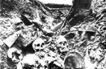 German dead at Verdun.