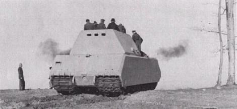 Panzer VIII Maus.
