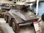 Sd.Kfz. 234/3 at the The Bovington Tank Museum - England.