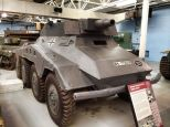 Sd.Kfz. 234/3 at the The Bovington Tank Museum - England.