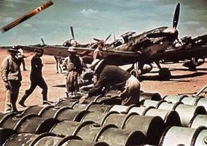 Bf109 Hi Octane Fuel.