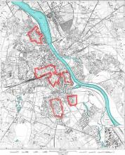 Polish-controlled area after the fall of the Old Town, around 10 September, 1944.