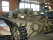 StuG III at the Kubinka Tank Museum- Russia.