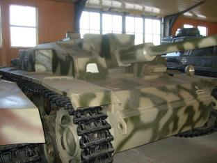 StuG III at the Kubinka Tank Museum- Russia.