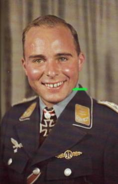 Alfred Druschel as Hauptmann.