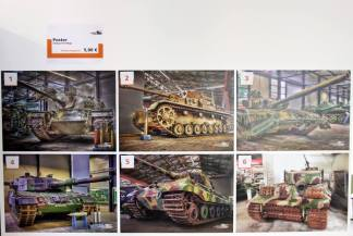 Deutsches Panzermuseum - German Tank Museum posters for sale.