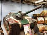 Hetzer at the The Bovington Tank Museum.
