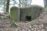 Czech Bunkers left over from WW2 in the Sudetenland.
