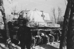 KV-1 Beutepanzer